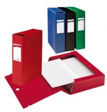 Scatola archivio Scatto 80 25x35cm blu Sei Rota