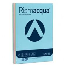 Carta RISMALUCE 140gr A4 200fg giallo oro 52 FAVINI
