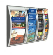 Notebook f.to A5 a righe 56 pag. rosso similpelle Filofax